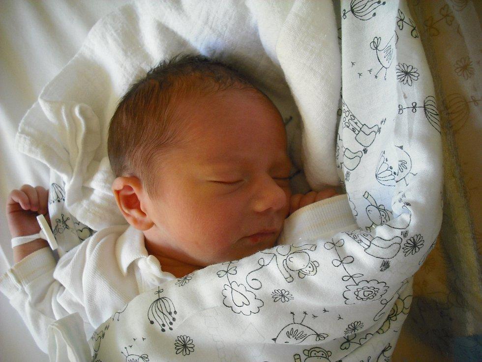 Honzík Pelda. Narodil se 11. října v jablonecké porodnicimamince Janě Peldové z Turnova. Vážil 3,49 kg a měřil 50 cm.