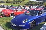 Oldtimer a Ferdinand Porsche Festival