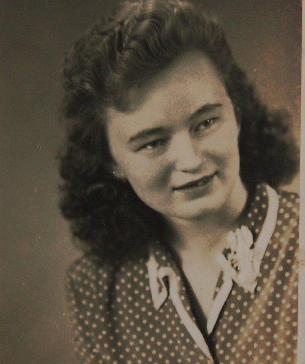 Marie Bártlová.
