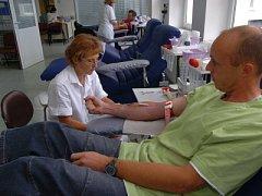 Krevní centrum Ostrava Fakultní nemocnice Ostrava dárce krve krev zdraví.