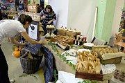 Tatrhy kombinují tři části, a to desing market, food market a bleší trh.