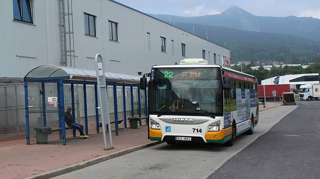 MHD Liberec, ilustrační foto.