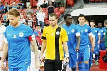 Slovan nastupuje v Curychu