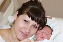 Mamince Lucii Hvojníkové z Liberce se dne 4. února v liberecké porodnici narodil syn Jakub Buriánek. Měřil 48 cm a vážil 3,7 kg.