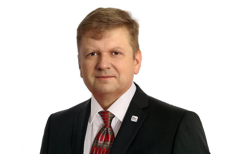 Radovan Vích, 56 let, poslanec, voják, plukovník v záloze, Liberec, Svoboda a přímá demokracie (SPD).