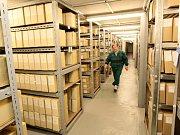 Okresní archiv v Liberci.