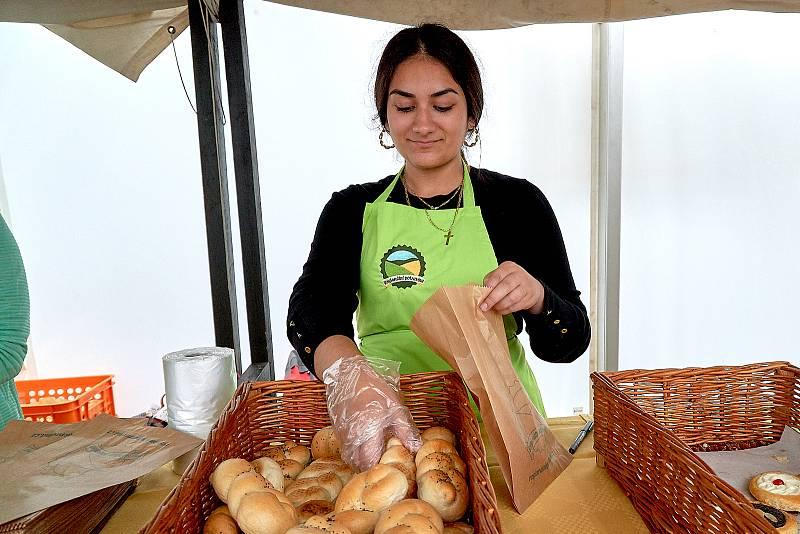 Den regionálních potravin.