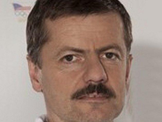 šéftrenér Dukly Liberec Michael Georgiev.