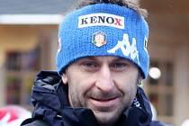 Trenér italské reprezentace Jakub Jiroutek
