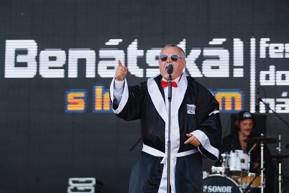 Festival Benátská! v libereckém Vesci. Doctor P.P.