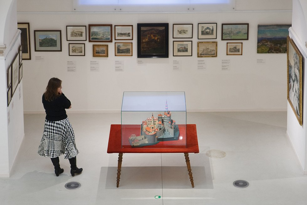 Výstava s názvem Spravedlnost bez bázně: Gallasové a Clam-Gallasové v Čechách v Oblastní galerii Lázně v Liberci.