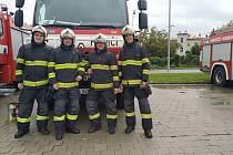 Frýdlantští hasiči bodovali na soutěži.