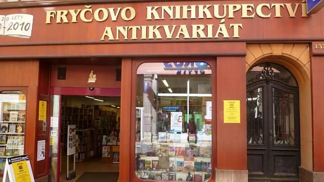 Knihkupectví a antikvariát Fryč