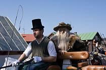Do Harrachova přijíždí každý rok Krakonoš.