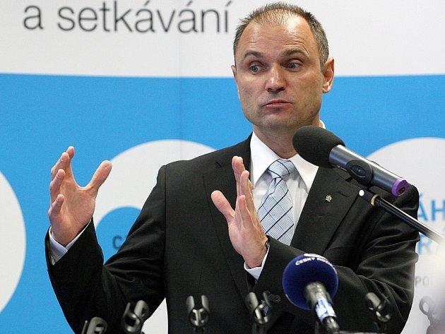 Ministr na návštěvě ve městě pod Ještědem rozptýlil pochybnosti o novém krajském policejním ředitelství v Liberci.