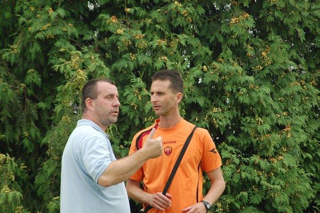 Michal Zach a Josef Jinoch
