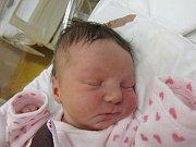 PETRA NĚMCOVÁ Narodila se 8. ledna 2018 v liberecké porodnici mamince Haně Klumparové z Dětřichova. Vážila 3,16 kg a měřila 50 cm.