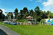 O víkendu proběhla Tradiční pouť ve Všelibicích.
