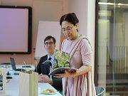 Technickou univerzitu v Liberci navštívila velvyslankyně Indie.
