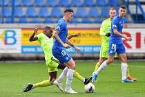 Roman Potočný (13) a Petar Musa už na jaře nebudou oblékat dres libereckého Slovanu.