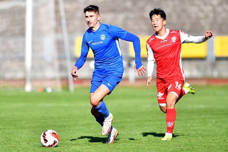 FC Slovan Liberec B - FK Pardubice B (11..kolo) 4:0.
