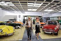 Technické muzeum se otevřelo v Liberci.