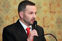 Primátorem Liberce zvolen Tibor Batthyány z ANO (na snímku).
