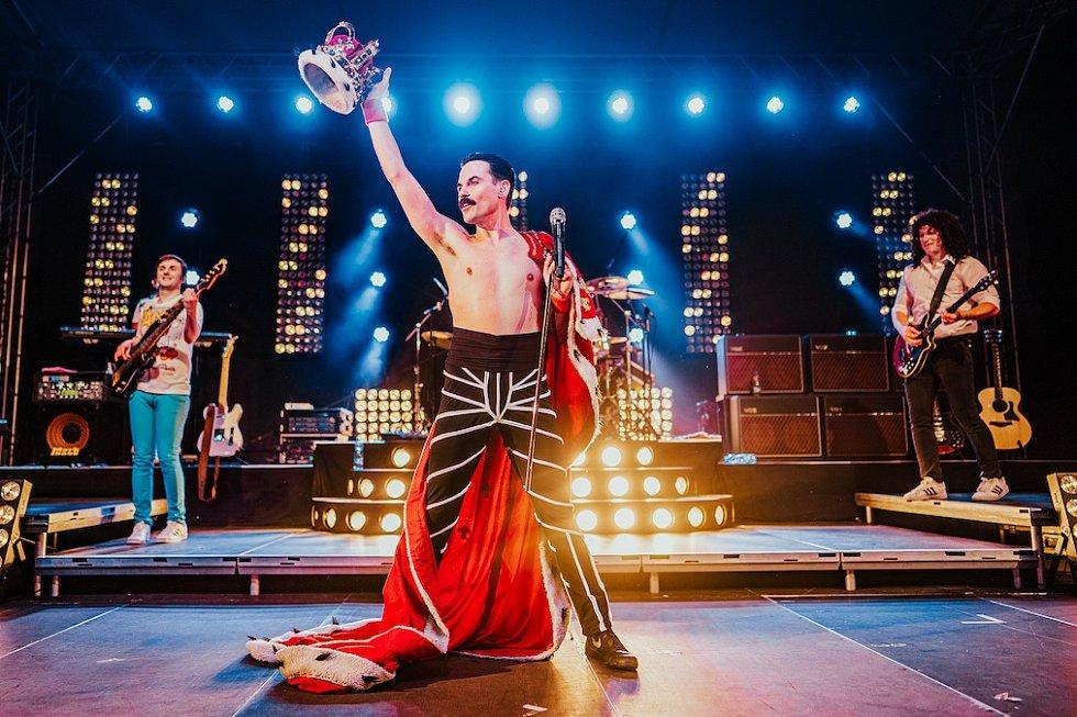 Jeden ze zastávek turné se uskuteční 28. července v Liberci, kde kapela odehraje svůj velký open air koncert před HC Arenou.