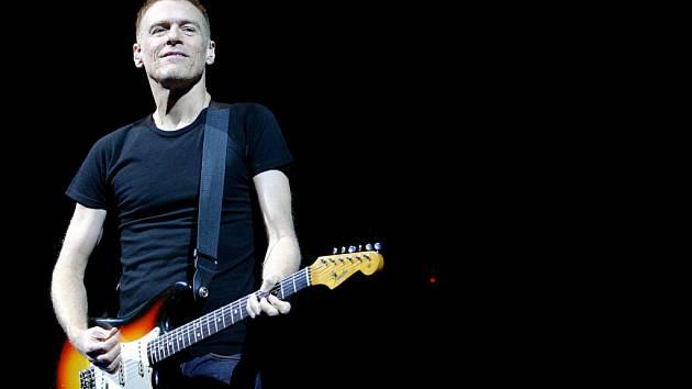 Bryan Adams vystoupí na festivale Benátská noc