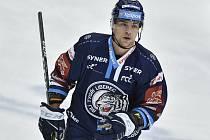 Hokejista Radan Lenc z Liberce.