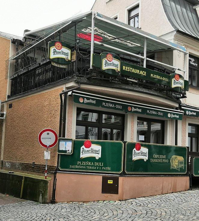 Restaurace Plzeňka - Duli.