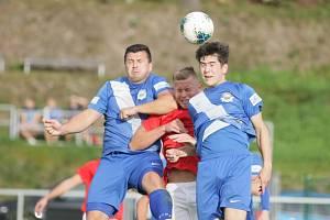 Nižší fotbal na Liberecku - ilustrační foto.