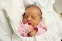 Gabriela Věra Vejlupková. Narodila se 2. prosince v liberecké porodnici mamince Lucii Vejlupkové z Dlouhého Mostu. Vážila 2,7 kg a měřila 49 cm.