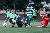 Krajský fotbal - ilustrační foto.