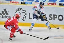 Liberečtí hokejisté se utkají s Třincem.