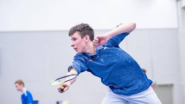 Jan Rázl na turnaji zářil