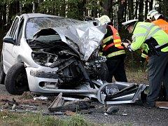 Smrtelná nehoda na Frýdlantsku.