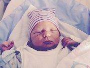 FILIP PÁV Narodil se 27. července  v českolipské porodnici mamince Andree Kozúbkové z Liberce. Vážil 2,79 kg a měřil 46 cm.