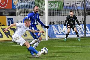 SK Sigma Olomouc - FC Slovan Liberec 1:0.