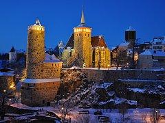 POHÁDKA ZVANÁ BUDYŠÍN. Středověké město s českou historií.
