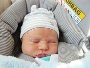 JAKUB STRACHOŇ Narodil se 20. srpna v liberecké porodnici mamince Daniele Strachoňové z Liberce. Vážil 3,53 kg a měřil 50 cm.