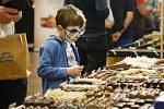 Čokoládový festival probíhá ve dnech 22. až 24.3. v Kulturním centru v Turnově.