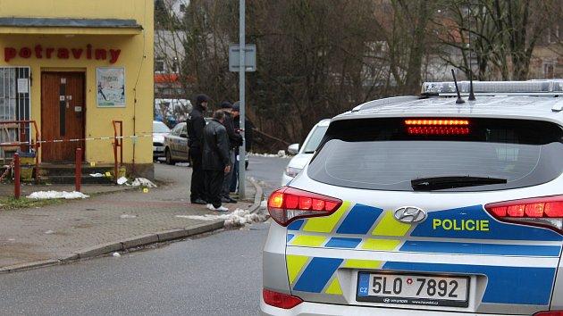 Přepadení a vražda ve Vratislavicích