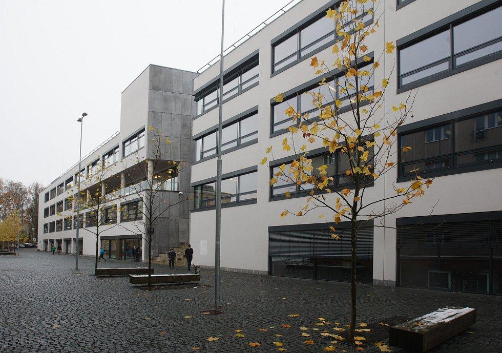 Budova G Technické univerzity v Liberci