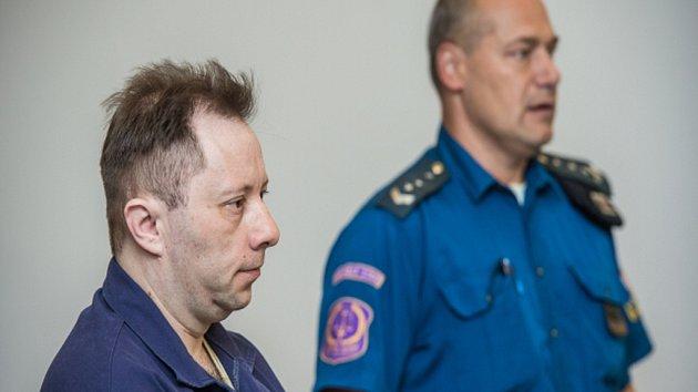 Před krajským soudem v Liberci stanul Václav Matouš.
