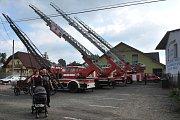 Dobrovolní hasiči ve Frýdlantě zažili o víkendu velkou slávu.