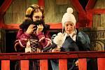 Premiéru představení Sedm nápadů na zavraždění manžela nastudovali herci Divadla F.X.Šaldy v Liberci.