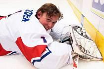 """BRANKÁŘ REPRE """"20"""". Vítek Vaněček zazářil na MS """"18"""" a tím se mu otevřela cesta do NHL."""