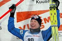LÍDR SVĚTOVÉHO POHÁRU. Lukáš Bauer vstoupil do nové sezony excelentně.