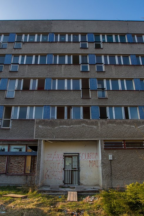 Ubytovna Kovák.